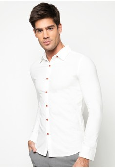 Long Sleeves Button-down