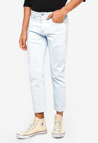 Cotton On 藍色 修身牛仔褲 48834AA80213F5GS_1