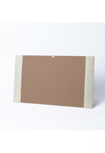 Grassroots brown Desk Blotter 521A2HLF24B324GS_1