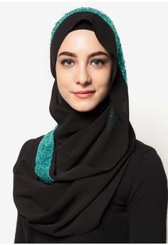 Nadya Sequin Shawl
