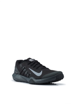 wholesale dealer b2827 f029f 20% OFF Nike Nike Retaliation Trainer 2 Shoes RM 289.00 NOW RM 230.90  Available in several sizes. Nike black Men s Nike Benassi