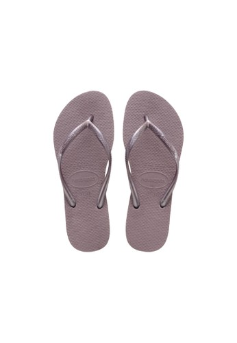 Havaianas purple Havaianas Slim 7602-Purple Night  - Sandal Wanita F2142SH643DB67GS_1