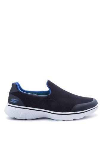 Skechers black GO WALK 4 Sneakers SK173SH44LETPH_1