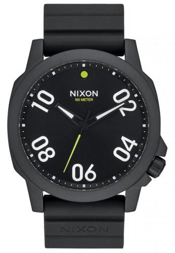 Nixon black Nixon - Ranger 45 Sport - All Black NI855AC90SWRSG_1