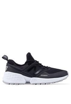 low priced 8f9dd e5831 New Balance black 574 Sport Lifestyle Shoes F2B35SH0502ED2GS 1