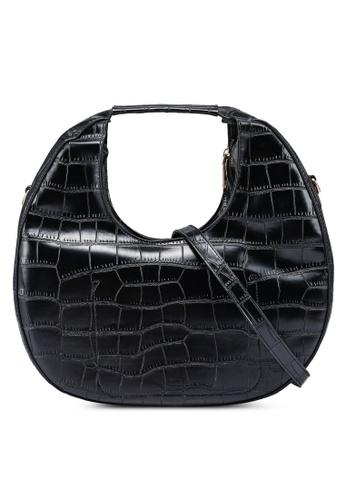 nose black Circular Hand Bag F38F7AC2F23E8EGS_1