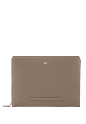 Braun Buffel brown Homme-M Document Holder 842F3ACCD4FB66GS_1