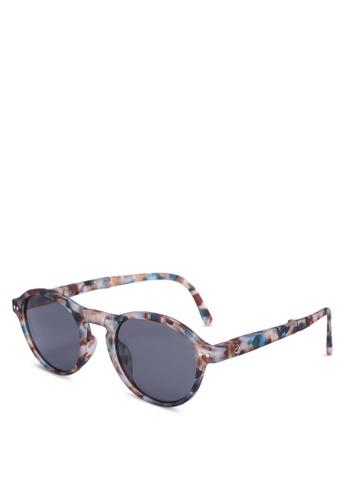 dced804e6d Izipizi blue SUN LetmeSee  F Blue Tortoise Grey Lenses +0.00 Sunglasses  BF611GL24DF88BGS 1