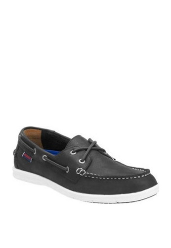 Sebago black Litesides Two Eye M 208EDSH238DA85GS_1