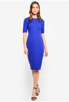 c06e0146c8e4f 70% OFF Banana Republic Bistretch Sheath Dress RM 493.00 NOW RM 147.90  Sizes 6