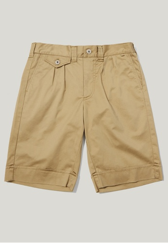 Twenty Eight Shoes Loose Straight Tube Cargo Shorts 9339S 6E1CEAA55EC27CGS_1
