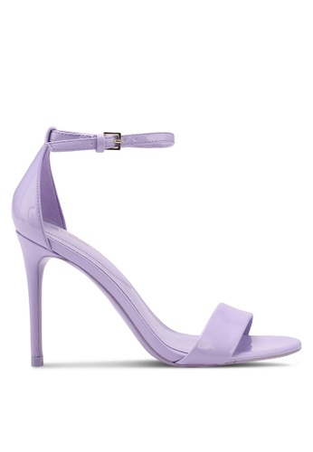 ALDO purple Cally Heeled Sandals A0B69SH754D8EDGS_1