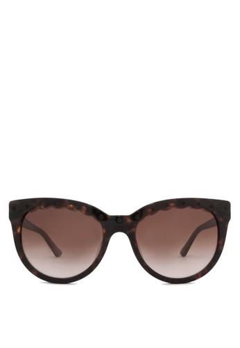 In Vogue 花esprit台灣網頁邊太陽眼鏡, 飾品配件, 飾品配件