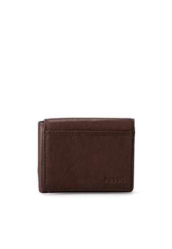 Fossil   INGRAesprit 價位M男用小配件 ML3255200, 飾品配件, 皮革