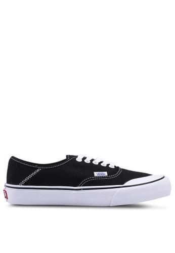 VANS black Authentic SF Sneakers VA142SH0SWQQMY_1