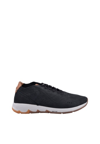 Hush Puppies black Hush Puppies GARRY TS FIELD In  Black 1D50DSH45B7B18GS_1