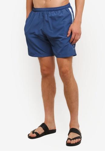 BOSS navy Seabream Swim Shorts BO517US0RPPJMY_1