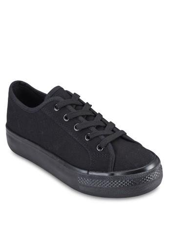 圓頭紡織休閒鞋esprit 評價, 女鞋, 鞋