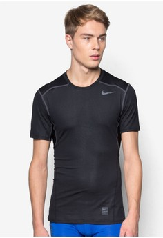 Nike Pro Hypercool Fitted Crew T-shirt
