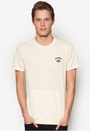 Surviesprit台灣門市ve 文字短袖設計TEE, 服飾, T恤