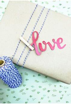 Love Word Tag