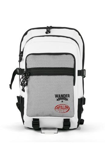 Peeps white Beginning Backpack 86E99AC30899CCGS_1