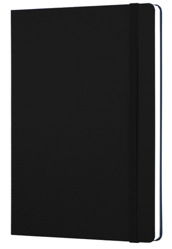 Collins black Collins Metropolitan Glasgow  ─  Notebook B6 Dotted Black 407ECHL4244E6FGS_1