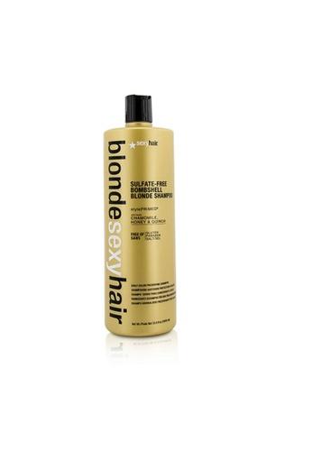 Sexy Hair Concepts SEXY HAIR CONCEPTS - 金髮尤物無硫酸鹽洗髮露Blonde Sexy Hair Sulfate-Free Bombshell Blonde Shampoo(日常鎖色) 1000ml/33.8oz 2D398BEBCAEC8CGS_1