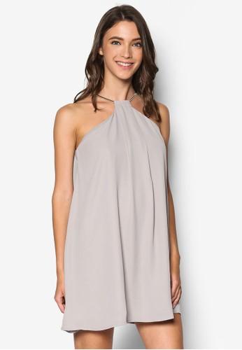 Neckline Detail Swingesprit童裝門市 Dress, 服飾, 洋裝