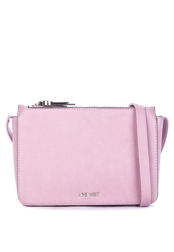 7397f3ec96 Shop Nine West Nylah Mini A-List Crossbody Online on ZALORA Philippines
