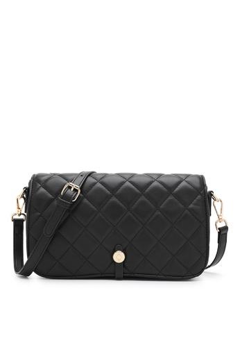 Volkswagen black Women's Sling Bag / Shoulder Bag / Crossbody Bag 1C714AC03B1AE8GS_1