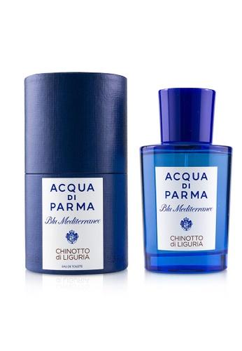 Acqua di Parma ACQUA DI PARMA - Blu Mediterraneo Chinotto Di Liguria Eau De Toilette Spray 75ml/2.5oz A8B0CBE3FB11B3GS_1