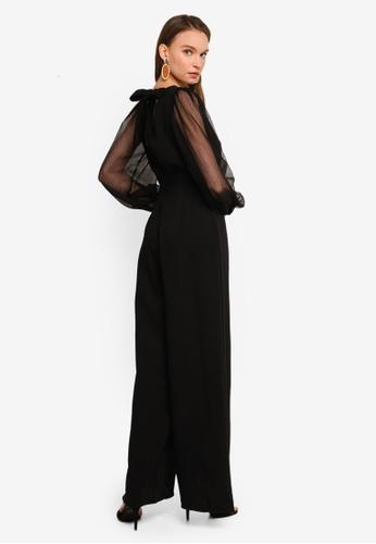 Tussah black Elsie Jumpsuit 2CB5BAA11C2CF7GS_1