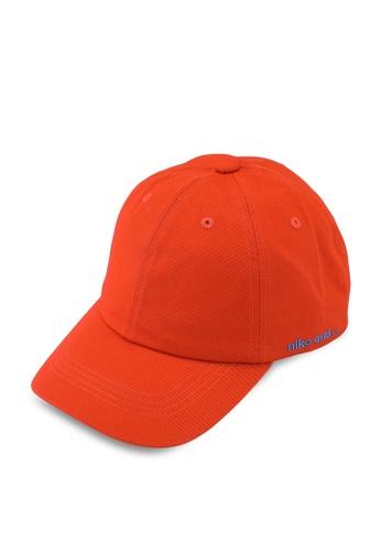 niko and ... orange Casual Cap C66C0AC9757281GS_1