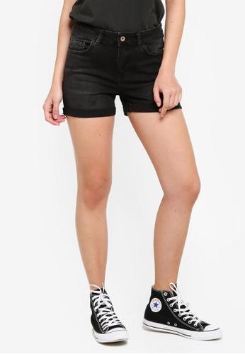 f53d097734 Buy LC Waikiki Slim-Fit Denim Shorts Online | ZALORA Malaysia