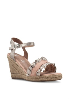 547d4f0316d2 39% OFF VANESSA WU Genn Wedges S  92.90 NOW S  56.90 Available in several  sizes