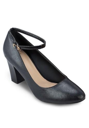 鉤花圓頭高跟鞋, 女esprit holdings鞋, 鞋