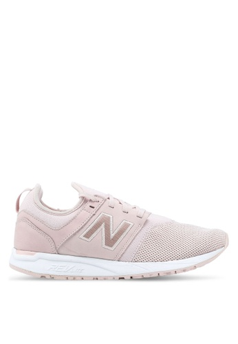 New Balance pink 247 Lifestyle Sneakers NE323SH0SW9SMY_1