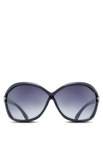 閃飾esprit 衣服大框太陽眼鏡, 飾品配件, 大框