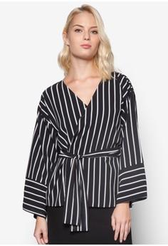 RYNE Kimono Wrap Top