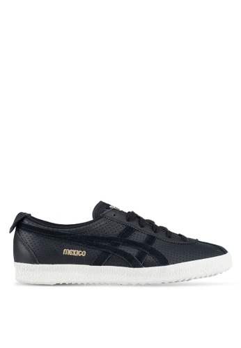 Onitsuka Tiger black Mexico Delegation Shoes ON067SH0SVW5MY_1