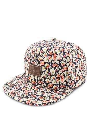 印esprit 工作花平簷鴨舌帽, 韓系時尚, 梳妝