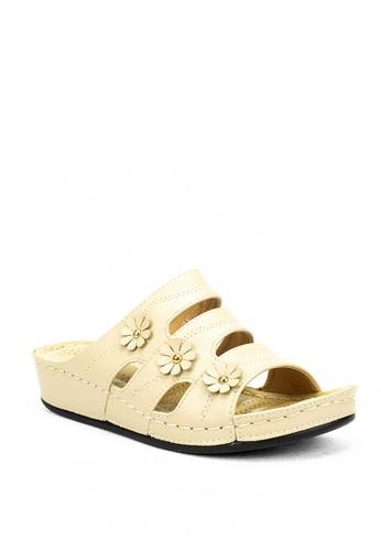 Cardam's Lifestyle beige CLS 91222 Beige Sandals 39C9ESHD74CADFGS_1
