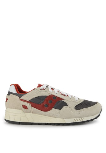 Saucony multi and beige Shadow 5000 Vintage 1CBA3SHCDA123FGS_1