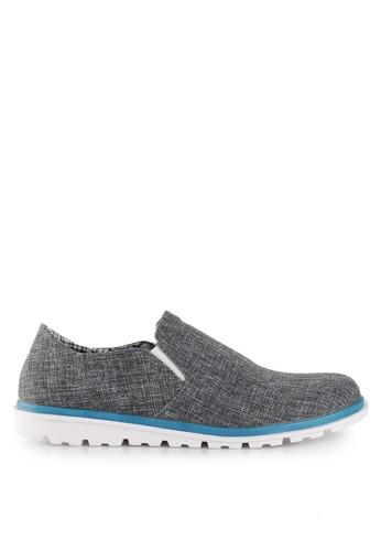 Dr. Kevin grey Loafers, Moccasins & Boat Shoes Shoes 13305 DR982SH78UGRID_1