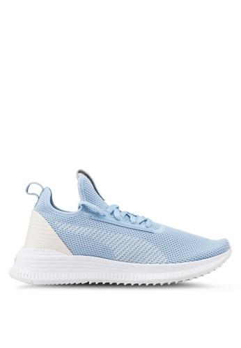 Puma blue Sportstyle Prime Avid FOF Shoes 6125BSH325B5A7GS_1