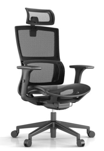 AMERCIS black Amercis Allure A Mesh Office Chair 8E530HLBD51BABGS_1