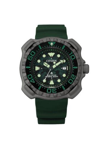 Citizen green CITIZEN BN0228-06W PROMASTER MARINE MEN'S WATCH 5A77BACFE8850EGS_1