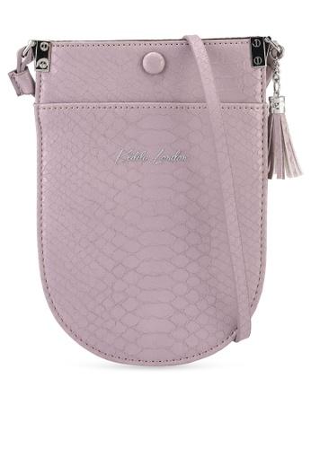 Keddo purple Rosalind Sling Bag 70886AC5C228CEGS_1