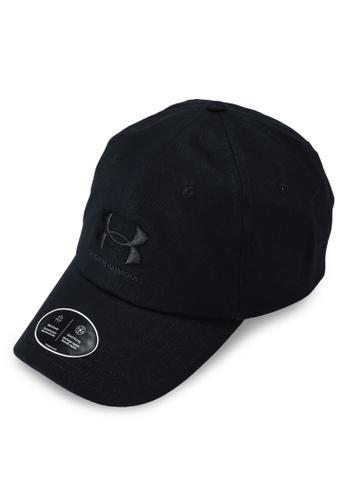 Under Armour black UA Essentials Hat BF057AC986359CGS_1